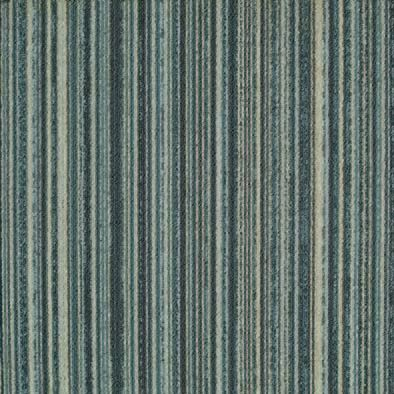 Sound proof Hotel Striped Carpet Tiles Beautiful Pattern Design CE , ISO Certified