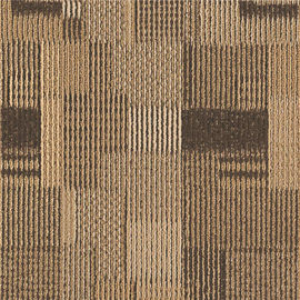China 100% Nylon Residential Modular Carpet 50 Cm X 50cm Size With PVC Backing distributor