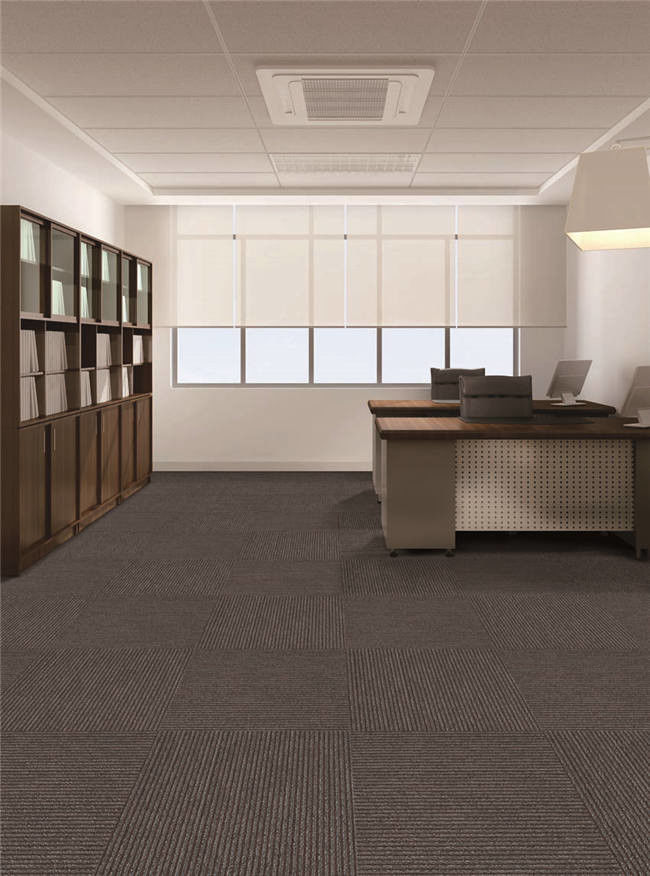 Self Adhesive Commercial Carpet Tiles