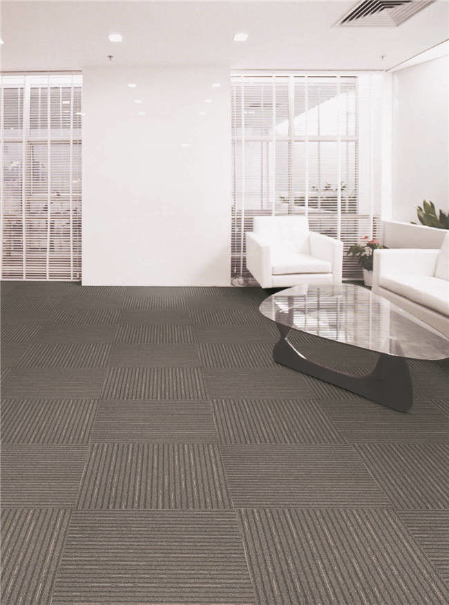 Sirius Exhibition Carpet Tiles / Residential Carpet Tiles ISO Certified